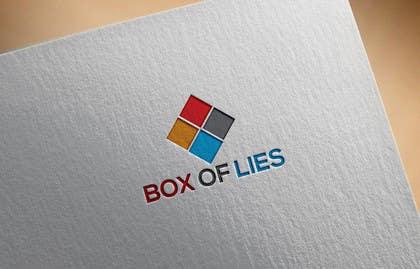 pavelsjr tarafından Box of Lies Logo için no 38