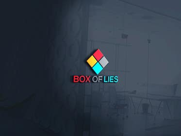 pavelsjr tarafından Box of Lies Logo için no 39