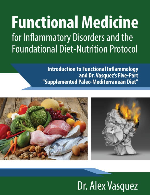 a study of nutritional protocol for inflammation