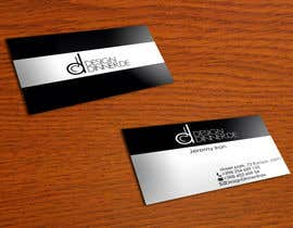 #21 para Create Business set (Paper, Business Cards,..) for Company por Legora
