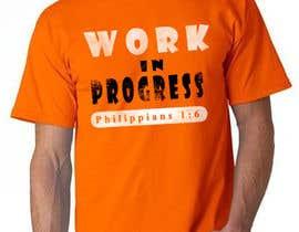 tinukudassanadu tarafından Design a T-Shirt - Philippians 1:6 için no 79