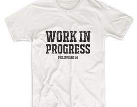 adstyling tarafından Design a T-Shirt - Philippians 1:6 için no 49