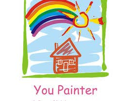 #93 para Logo for kids paintings/sketches gallery (web-site) por primavaradin07