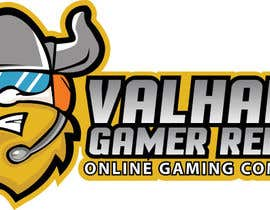 Pahiramako2 tarafından Redesign Logo For Valhalla Gamer için no 80