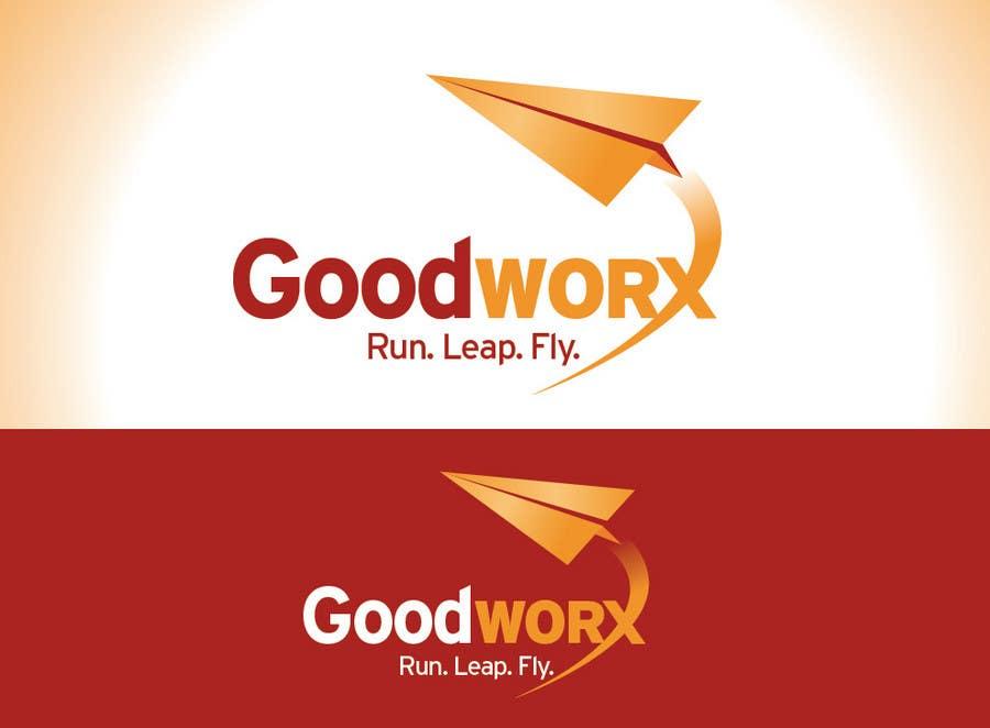 Inscrição nº 225 do Concurso para Logo Design for Goodworx