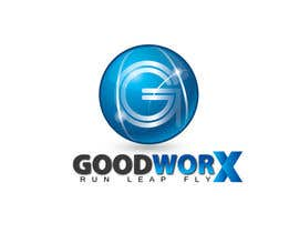 #135 для Logo Design for Goodworx от dorponDotNet