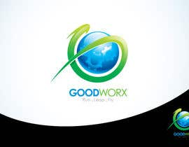 nº 314 pour Logo Design for Goodworx par ivandacanay