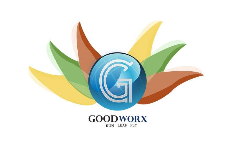Inscrição nº 571 do Concurso para Logo Design for Goodworx