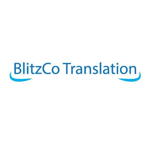 Konkurrenceindlæg #10 for Design a Logo for a Translation Comapany