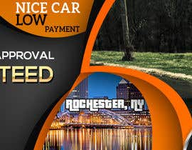Nro 10 kilpailuun Design a Facebook Cover for Pre Owned Car Dealer käyttäjältä MooN5729