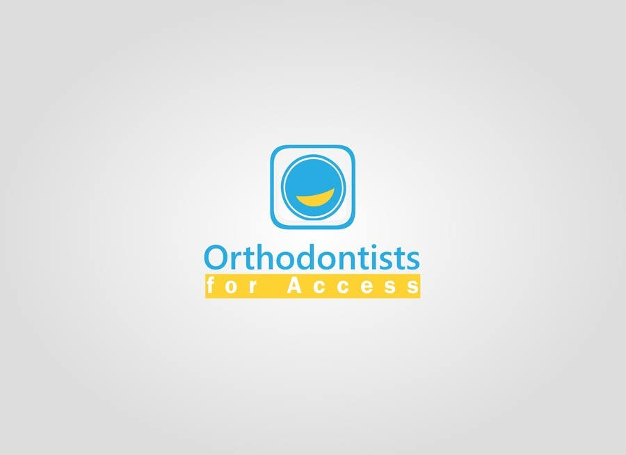#823 for Design a Logo for Orthodontists for Access by habitualcreative
