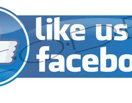 #3 untuk Design Facebook Like Button For Widget - To Be Seen by Millions! oleh snackeg