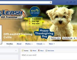 #16 para Thanksgiving Facebook Banner and Profile Pic por mdmonirhosencit