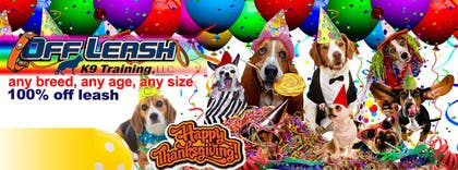 Graphic Design Contest Entry #19 for Thanksgiving Facebook Banner and Profile Pic