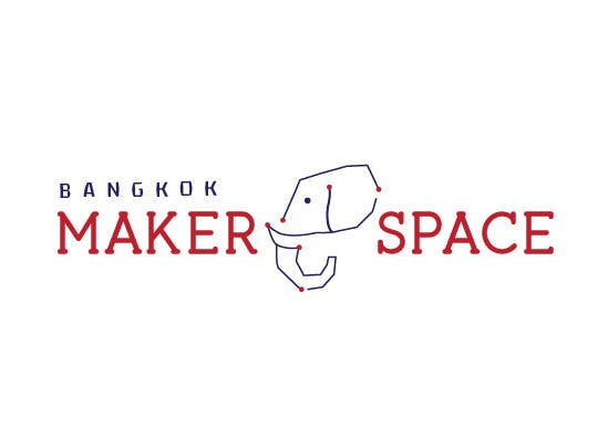#31 for Design a Logo for a new MakerSpace in Bangkok by noninoey