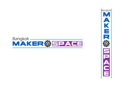 #50 for Design a Logo for a new MakerSpace in Bangkok by AlphaCeph