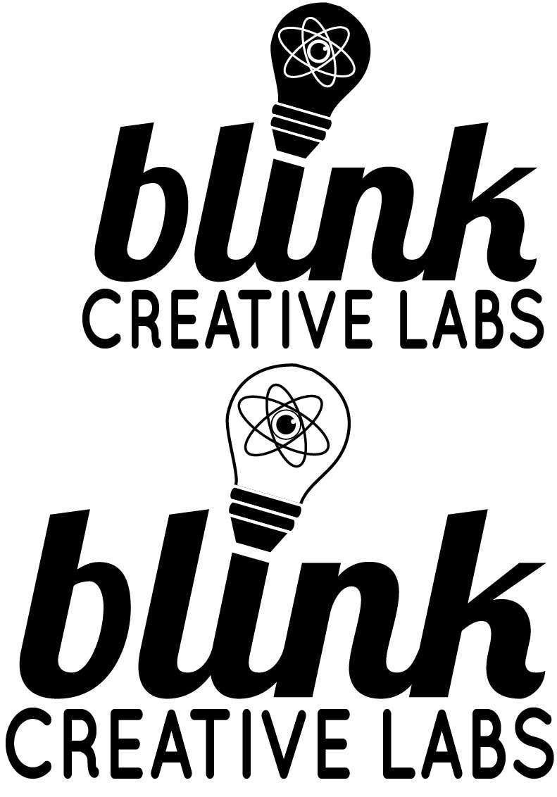 #148 for Design a Logo for Blink Creative Labs by jaclado