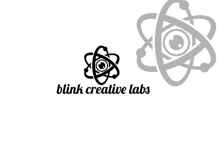 #90 for Design a Logo for Blink Creative Labs by manuel0827