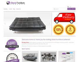 topprofessional tarafından Design a Banner for my website www.stock-furniture.com için no 14