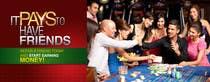 Proposition n° 7 du concours Website Design pour Design a Banner for an Online Casino