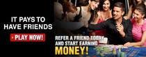 Proposition n° 60 du concours Website Design pour Design a Banner for an Online Casino