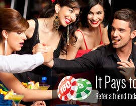 nº 80 pour Design a Banner for an Online Casino par holspinks