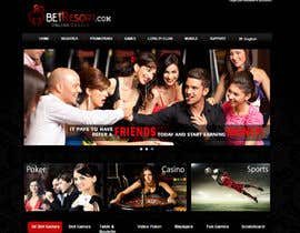 #96 para Design a Banner for an Online Casino por designerdesk26