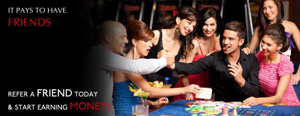 Inscrição nº 103 do Concurso para Design a Banner for an Online Casino