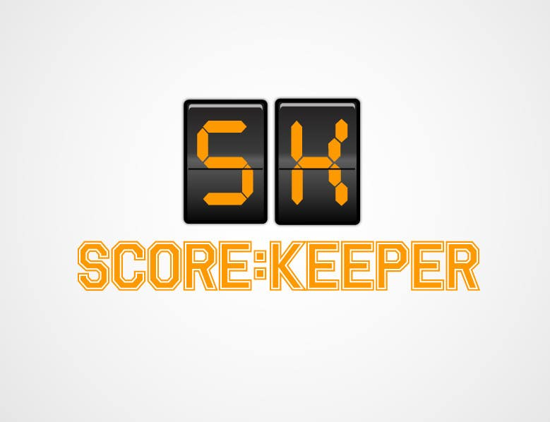 Contest Entry #61 for Design a Logo for ScoreKeeper
