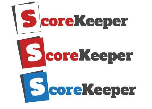 Proposition n°1 du concours Design a Logo for ScoreKeeper