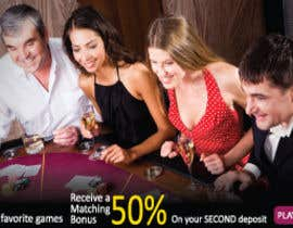 #12 for Table Games Banner for an Online Casino by muhyusuf92