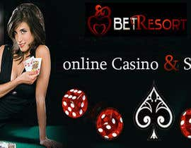 #11 for Table Games Banner for an Online Casino by codegur