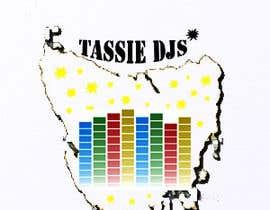 #21 untuk Design a Logo for tassie djs oleh sabinvana