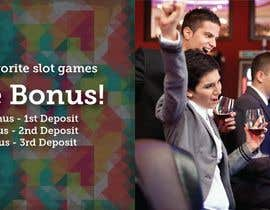nº 3 pour Slot Games Banner for an Online Casino par shahriarlancer
