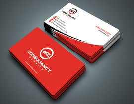 Nro 22 kilpailuun Design some Business Cards käyttäjältä Kamrunnaher20