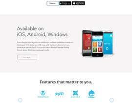 Nro 11 kilpailuun Website for Clinic Information App käyttäjältä Poornah