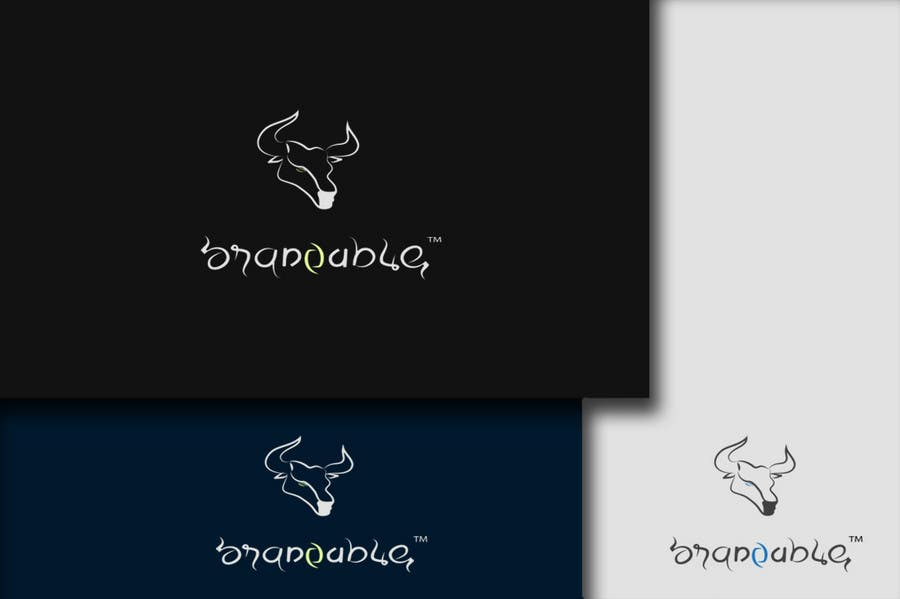 Contest Entry #                                        413                                      for                                         Logo Design for Brandable
