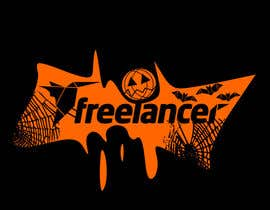 nº 33 pour Halloweenify the Freelancer.com Logo! par tatuscois