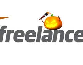 nº 35 pour Halloweenify the Freelancer.com Logo! par hpiblitz