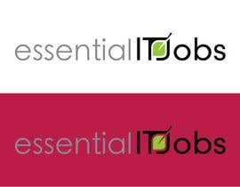 #150 cho Logo Design for EssentialITJobs.ch bởi ramapea
