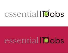 #151 cho Logo Design for EssentialITJobs.ch bởi ramapea