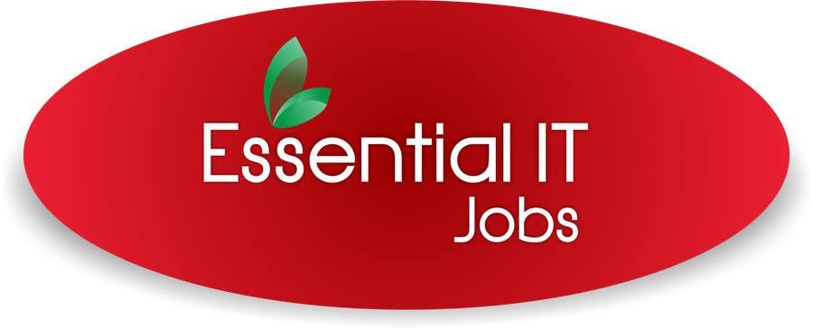 #158 for Logo Design for EssentialITJobs.ch by eugentita