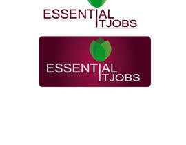 #58 para Logo Design for EssentialITJobs.ch por luisantos45