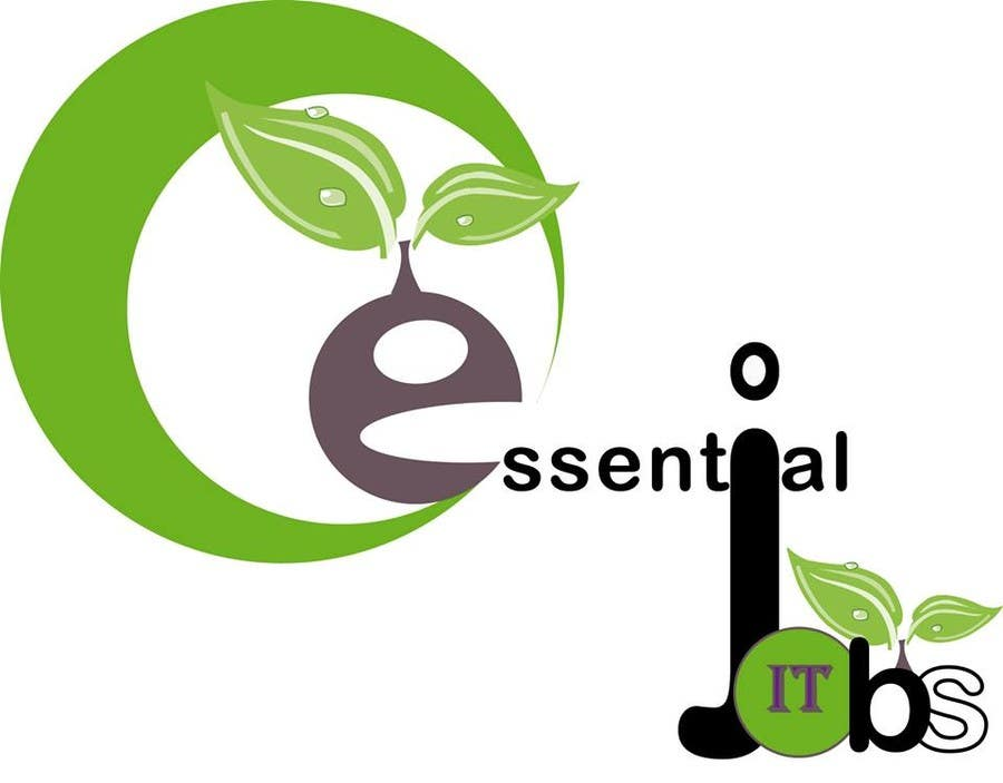 #80 for Logo Design for EssentialITJobs.ch by younesprogramme