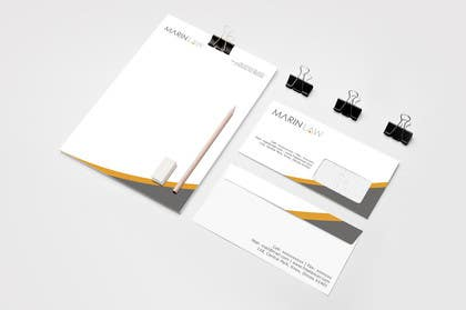 Graphic Design Contest Entry #8 for Design some Stationery for Legal Practice