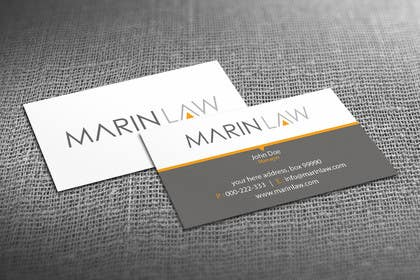 Graphic Design Contest Entry #12 for Design some Stationery for Legal Practice