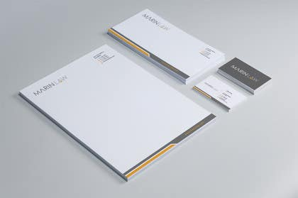Graphic Design Contest Entry #20 for Design some Stationery for Legal Practice