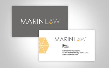 Graphic Design Contest Entry #5 for Design some Stationery for Legal Practice