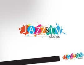 nº 33 pour Logo design for Jazz & Tv Clothes par vigneshsmart