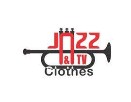 nº 51 pour Logo design for Jazz & Tv Clothes par itcostin
